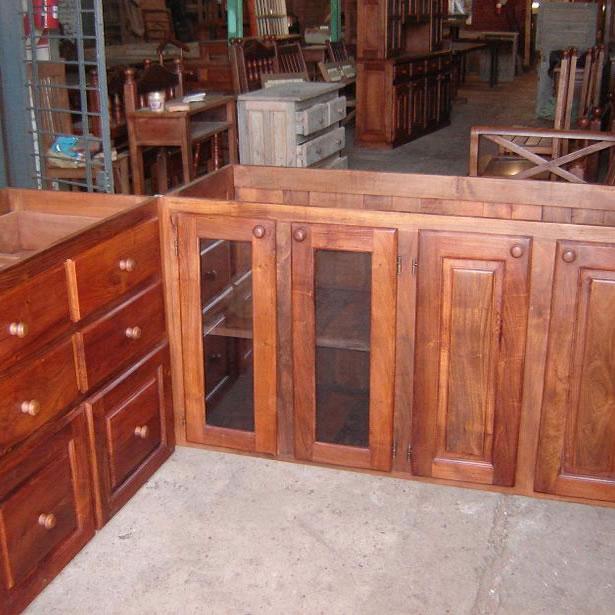 Muebler a el algarrobal muebles de algarrobo Mueble de algarrobo modular
